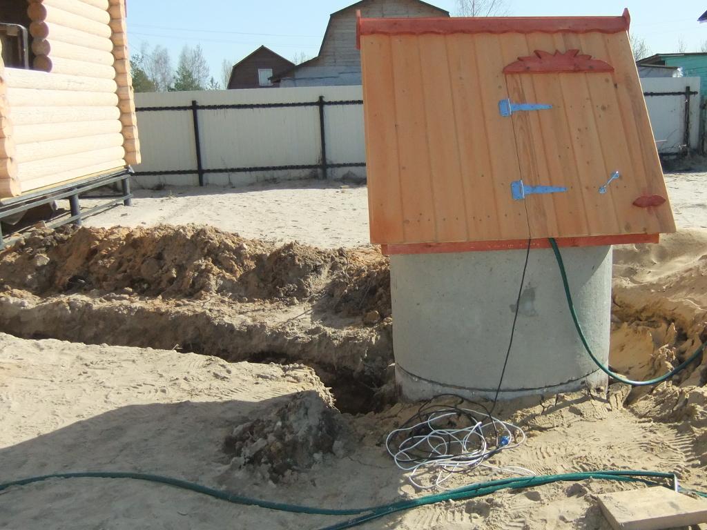 Как провести зимний водопровод