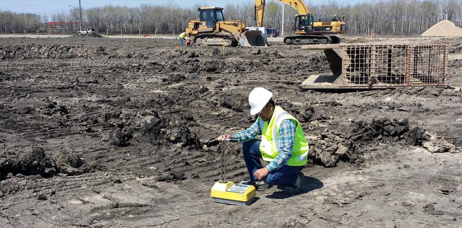 Важность геологических исследований почвы при подготовке к строительству дома