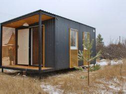 Как выбрать временное жилье на дачу?